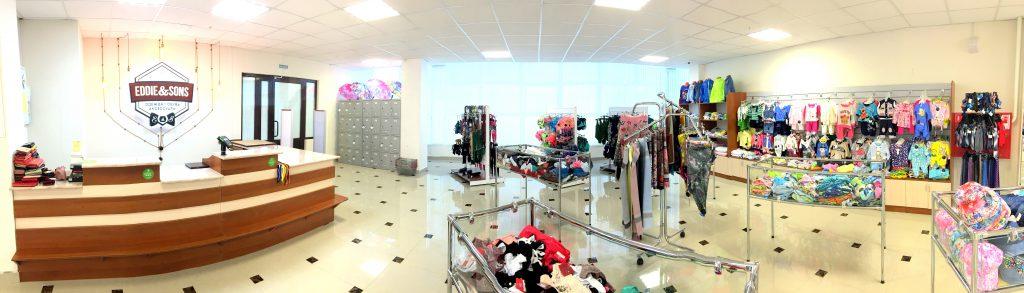 Магазин одежды Сочи - EDDIE&SONS1